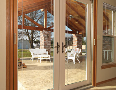 French doors reimagine remodeling for In swing french patio doors